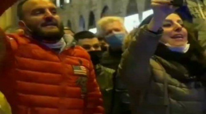 """Firenze in rivolta: """"Non siamo fascisti, abbiamo votato per quei pezzi di merd* del Pd"""""""