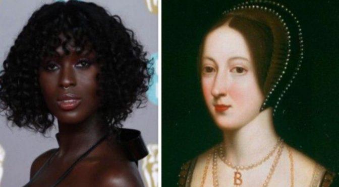 Attrice nera interpreterà Anne Bolena, moglie di Enrico VIII