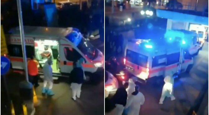 Campania, verso zona rossa per Napoli e Caserta: ambulanze covid non sanificate