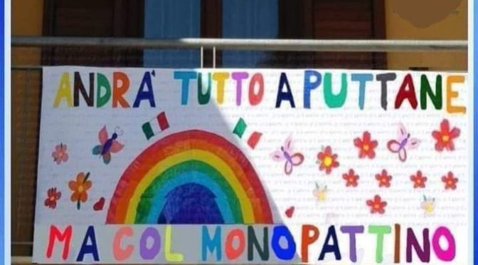 Meluzzi Contro Conte Andra Tutto A Putt Ma Con Il Monopattino Vox