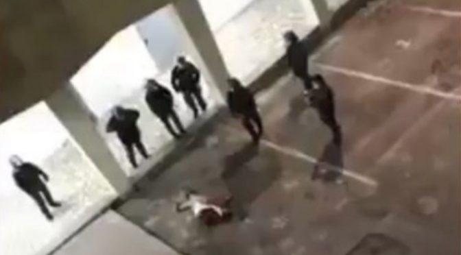 Clandestino si lancia da finestra per evitare rimpatrio ma non muore – VIDEO