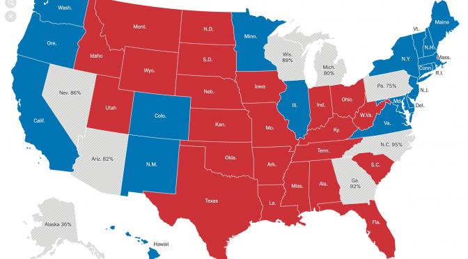 Ribaltato, Trump verso vittoria in Arizona: se vince Pennsylvania è Presidente