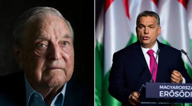 "Soros: Ungheria e Polonia minacciano ""valori UE"""