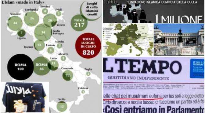 """Migranti islamici: """"Odiamo l'Italia, faremo una strage"""""""