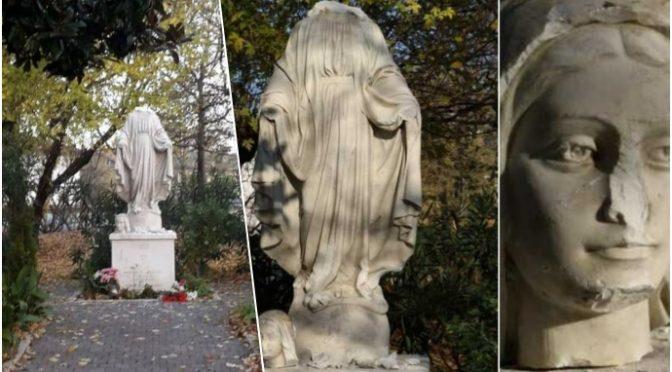 L'immigrato che ha decapitato la Madonna non doveva essere in Italia