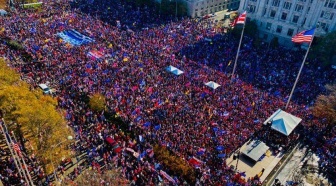 """TRUMP: """"ELEZIONI TRUCCATE, NON RICONOSCO BIDEN: VINCEREMO!"""""""