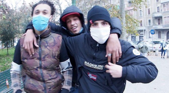 Milano: nordafricani celebrano gli stupri delle italiane, sfottono femministe – VIDEO