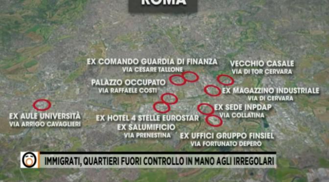 I palazzi dove gli italiani non possono entrare – VIDEO