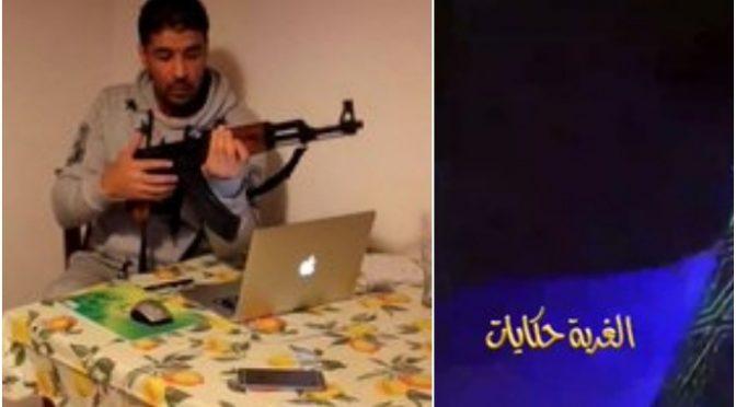 Tunisino residente in Italia spiega a terroristi e clandestini come entrare in Italia coi documenti falsi – VIDEO