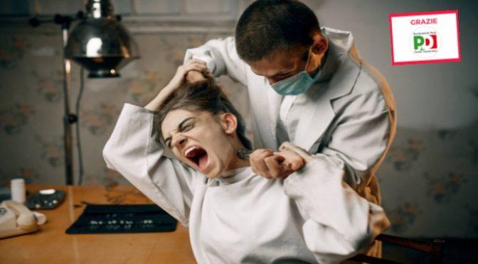 Il Pd vuole che i servizi segreti impediscano di parlare del vaccino russo!