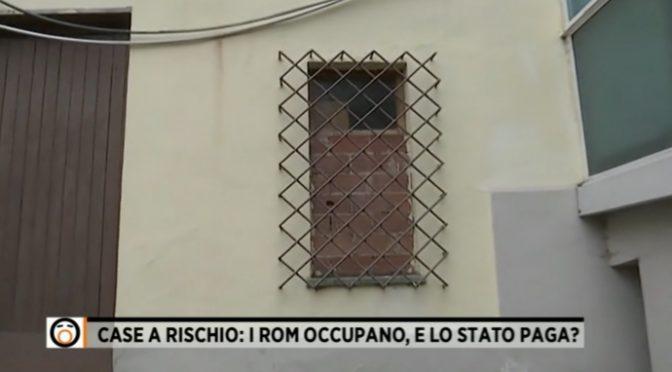 Italiani murati in casa per sfuggire a rom e immigrati – VIDEO CHOC
