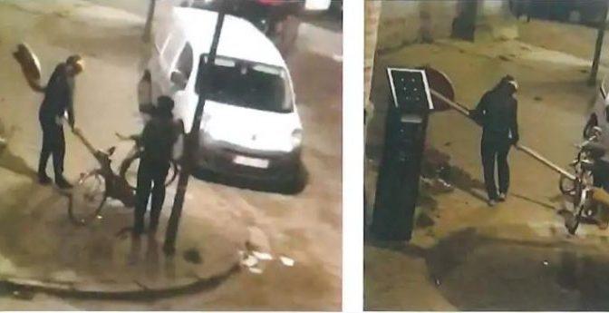 Bande di 'giovani' devastano quartiere multietnico di Bruxelles