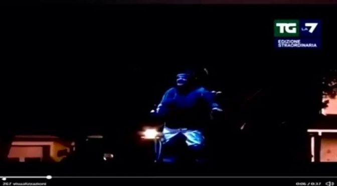 Mentana, immagini di un film spacciate su La7 per assalto trumpisti a Washington – VIDEO