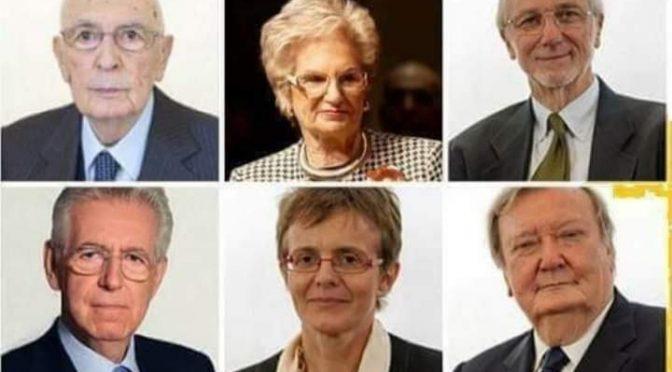 Quando Grillo chiedeva le dimissioni dei senatori a vita – VIDEO