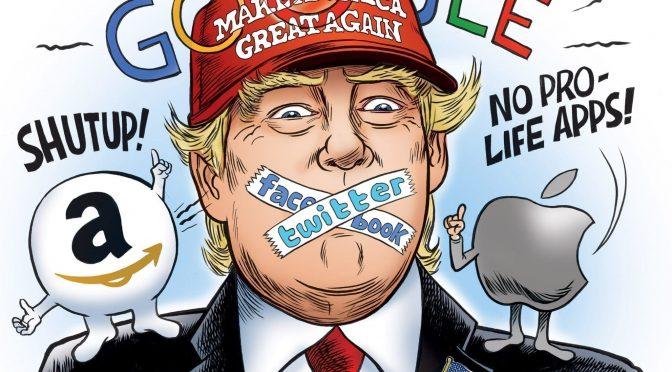 """Trump censurato, Cacciari: """"Un capitalista non può decidere chi può parlare, è scandaloso"""""""