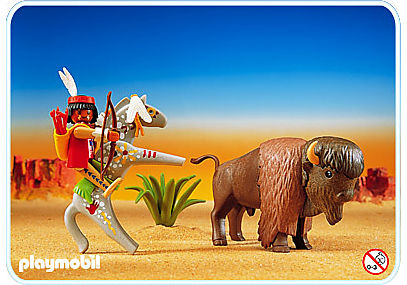 Playmobil cancella 'indiani' e cowboy per antirazzismo