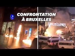 Belgio, 400 immigrati furiosi devastano Bruxelles: assaltata auto del RE – VIDEO