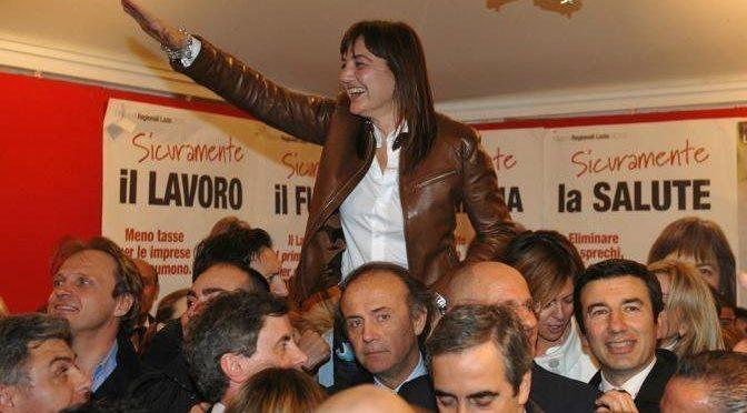 Polverini ha votato la fiducia a Conte: per lei premio di 300mila euro da qui a fine legislatura