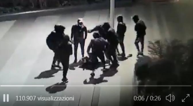 Ragazzino massacrato da gang: cranio sfondato, in coma – VIDEO