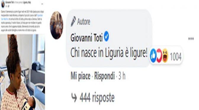 Boom contagi in Rsa Sanremo, Toti importa infermieri da Tunisi
