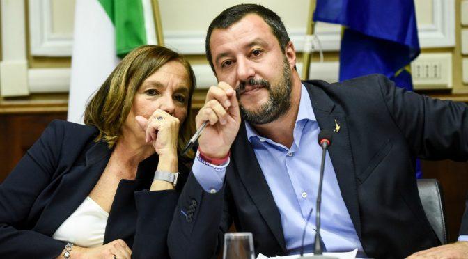 Ddl Zan, Salvini: vogliono prendersi i bambini