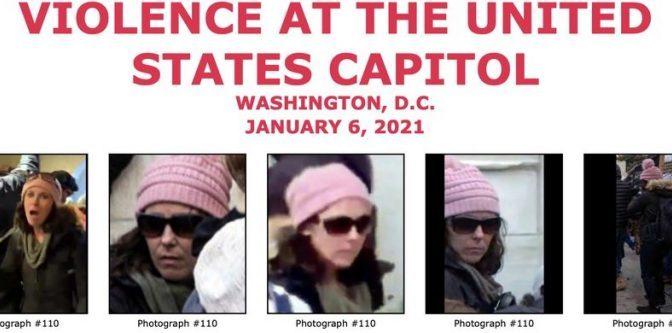 """Usa, la polizia di Biden a caccia di una mamma di 8 figli: """"Ha guidato l'assalto al Congresso"""""""