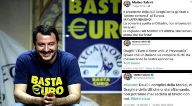AfD, l'alleato tedesco di Salvini vuole portare la Germania fuori dall'euro