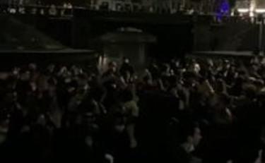 Per i vip non c'è il covid: festa in 'discoteca' da Lucarelli – VIDEO