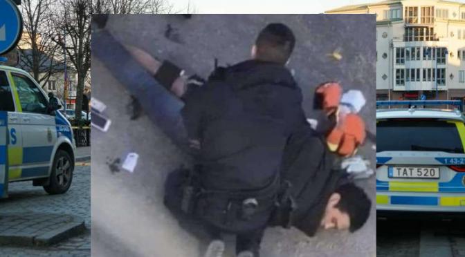 Terrorista accoltella 8 persone in Svezia: è stato un ISLAMICO