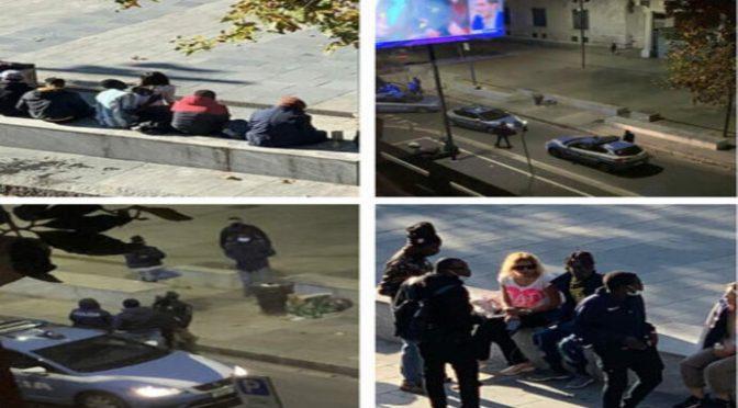 Milano, stazione assediata dagli immigrati – VIDEO CHOC