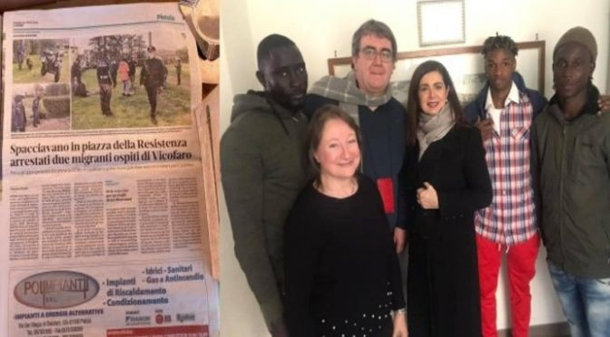 Regione Toscana regala 200mila euro agli ospiti di don Biancalani: abusivi, ladri e spacciatori