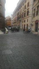 Roma come durante un colpo di Stato – VIDEO