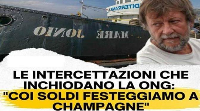 """Salvini a processo, trafficanti ONG esultano. Casarini: """"Finalmente"""""""
