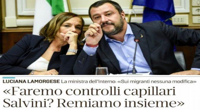 ONG francese da mille passeggeri verso la Libia dopo sosta in Italia: governo italiano complice
