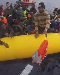 Ecco l'orda africana che i tedeschi stanno sbarcando in Italia – VIDEO
