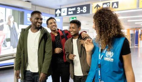 In arrivo decine di immigrati dall'Etiopia: studieranno gratis in Italia