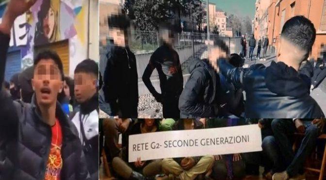 Milano è caduta: intere zone sequestrate dagli immigrati in rivolta