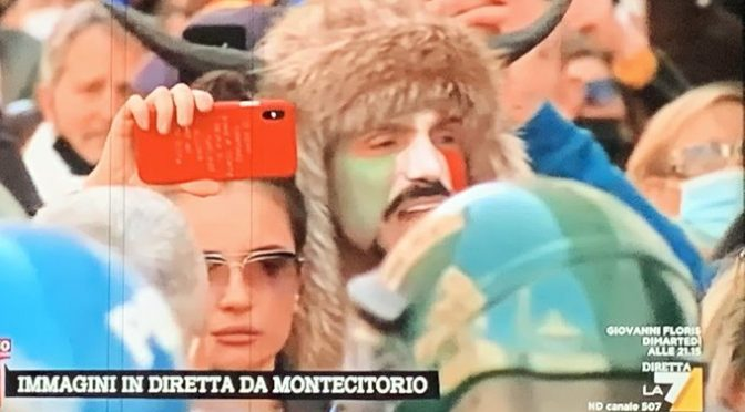 """GOVERNO CHIUDE LA PIAZZA DI MONTECITORIO AL POPOLO: """"PROTESTA VIETATA, CHI SI PRESENTA SARA' FERMATO"""""""