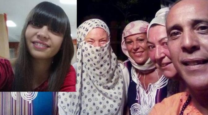 Malika ricoperta di soldi dopo essere stata cacciata dalla famiglia islamica