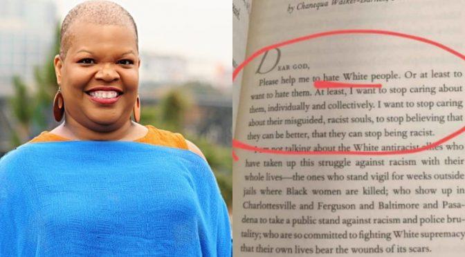 """""""Dio, aiutami a odiare i bianchi"""": il libro venduto da Amazon"""