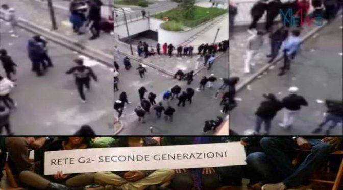 """EMERGENZA SECONDE GENERAZIONI, SI PRENDONO L'ITALIA: """"ANDATE VIA DAI NOSTRI QUARTIERI"""" – VIDEO"""