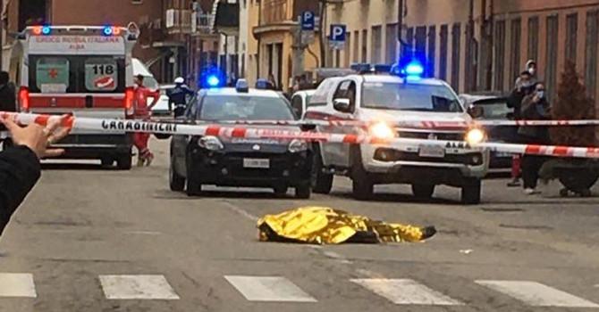 """Gioielliere Cuneo indagato per """"omicidio colposo ed eccesso legittima difesa"""""""