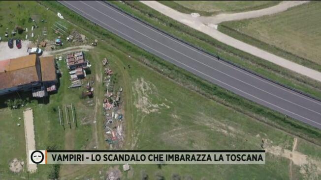 ll Partito Di Bibbiano ha sepolto tonnellate di rifiuti tossici sotto la Toscana – VIDEO