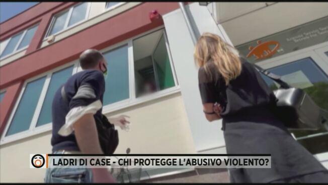 """""""Se non dà casa al profugo è razzista"""", ora l'ha rubata – VIDEO"""