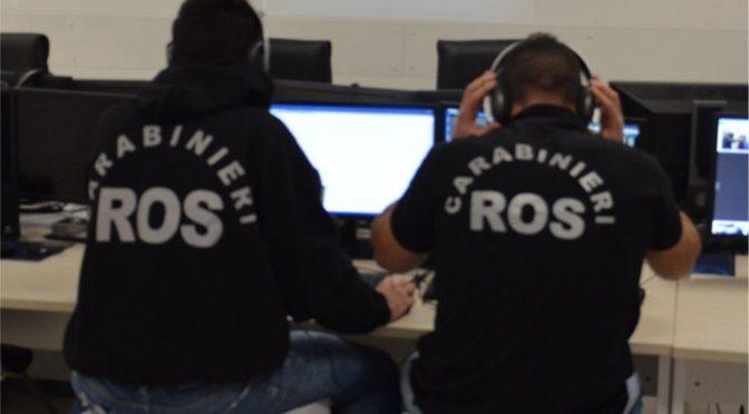 Carabinieri del Ros spiano gli italiani che criticano Mattarella