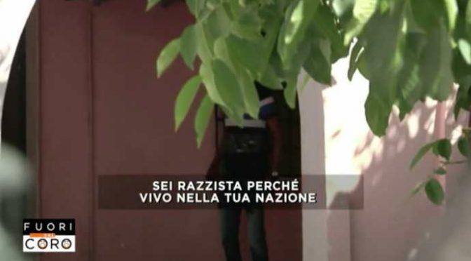 "Boss mafia nigeriana occupa casa: ""ITALIANI RAZZISTI"" – VIDEO"