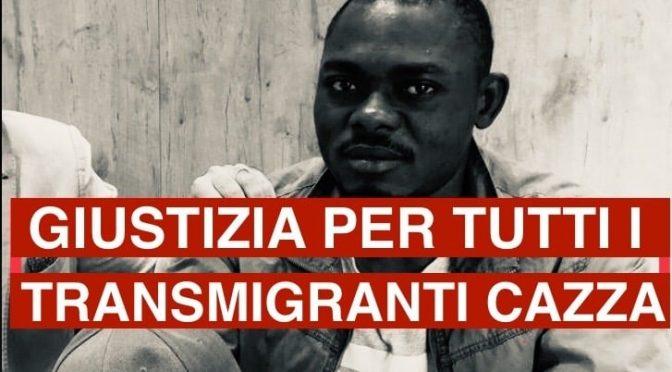 Giustizia per i transmigranti: sono italiani nati in corpi africani, salviamo il cuggino di Fedez