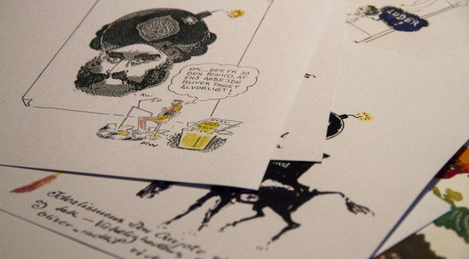 Morto Kurt Westergaard, autore delle vignette su Maometto il 'bomba'
