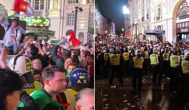 Tifosi inglesi hanno aggredito anche i bambini: tricolore strappato dal collo