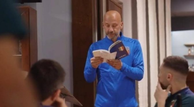 Italia campione d'Europa, il discorso identitario di Vialli prima della finale – VIDEO